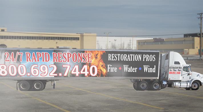 restoration pros truck pennsylvania