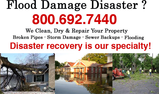 pennsylvania water storm disaster recovery